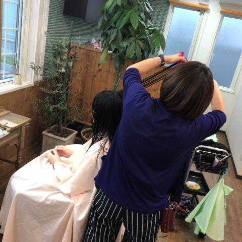 仙台 ハナヘナ 美容室