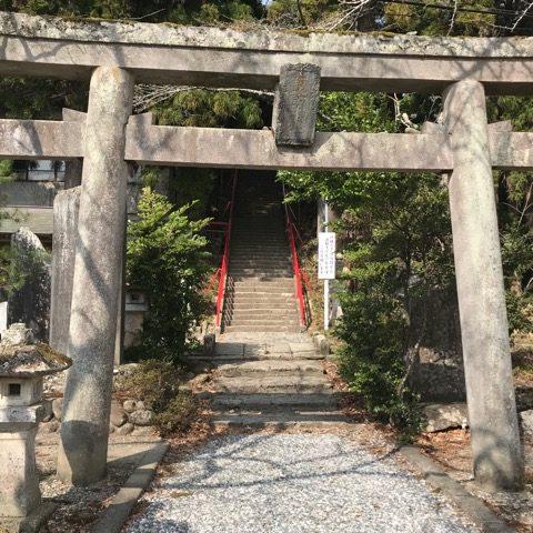 諏訪神社 愛子